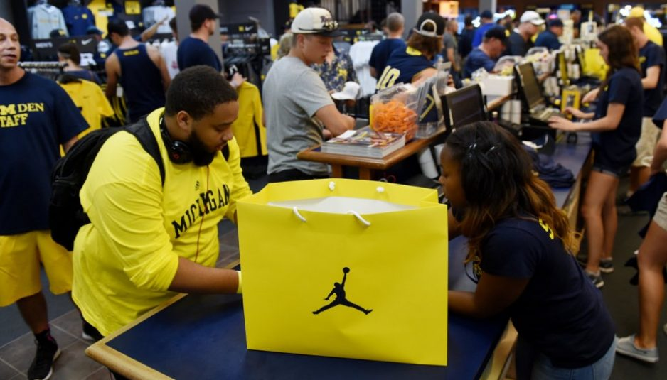 Expressing excitement for the University of Michigan's new deal with Nike,  representatives of both parties elaborated on how the partnership will  usher in a ...