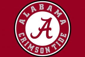 The Alabama Crimson Tide logo