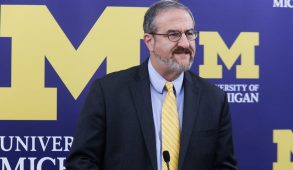 Mark Schlissel looking entitled about something