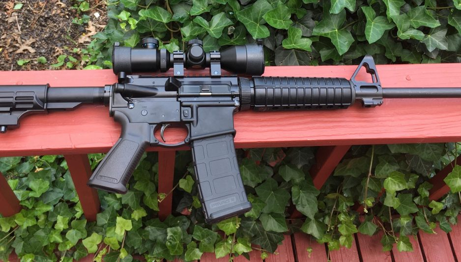 Who Says Guns Are For Shooting? Top Five DIY AR-15 Arts And