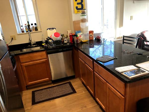 Houseguest Not Sure Where To Find Kitchen Trash Can | The ...