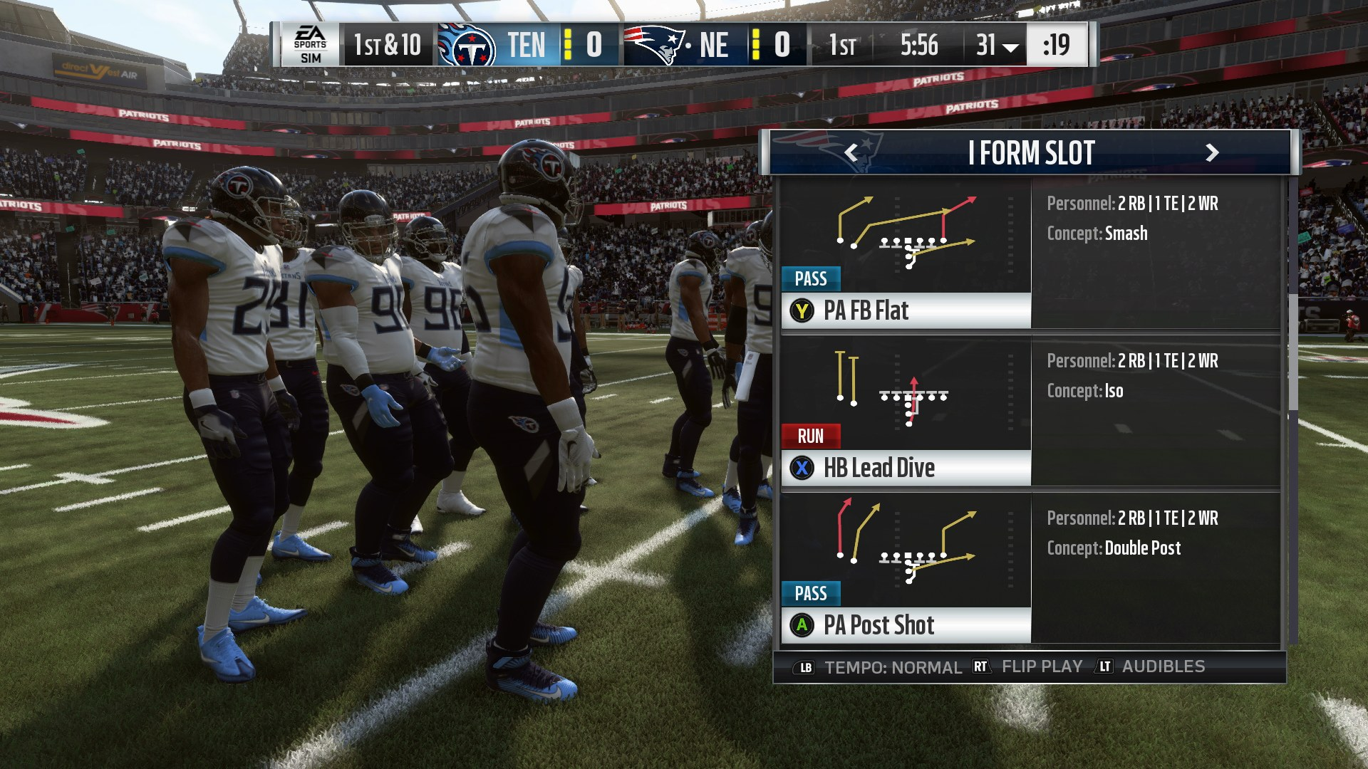 """A group of football players with an """"Ask Madden"""" graphic overlayed"""